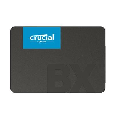 Crucial Δίσκος SSD BX500 960GB 2.5'' 3D NAND SATA III (CT960BX500SSD1) (CRUCT960BX500SSD1)