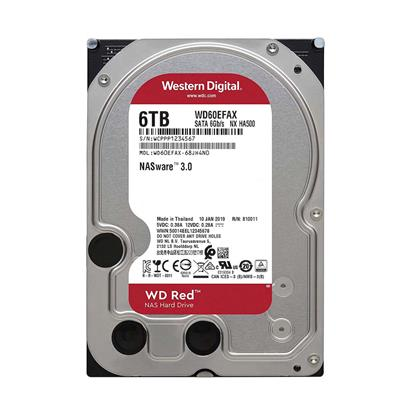 "Western Digital Εσωτερικός Σκληρός Δίσκος 6 TB (Red 3.5"") (WD60EFAX)"