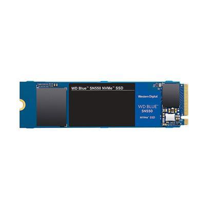 Western Digital Δίσκος SSD SN550 500GB M.2 2280 PCIe Gen3x4 (WDS500G2B0C)