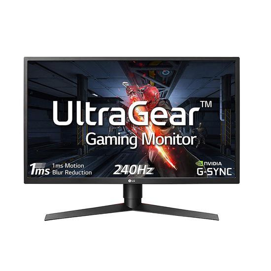 """LG 27GK750F-B Led FHD Monitor 27"""" (27GK750FB) (LG27GK750FB)"""