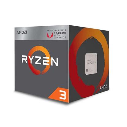 Επεξεργαστής AMD Ryzen 3 3200G Box AM4 (YD3200C5FHBOX) (AMDRYZ3-3200G)