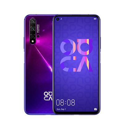 Huawei Nova 5t Dual Sim 128GB - Purple EU(NV5T128PL) (HUANV5T128PL)