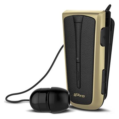 iPro Handsfree RH219s Bluetooth Black/Gold (RH219SBK/GLD) (IPRORH219SBK/GLD)