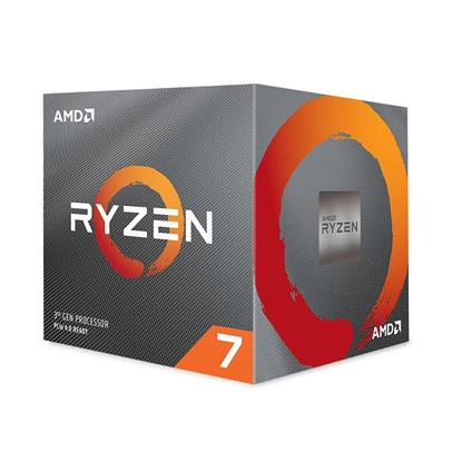 Επεξεργαστής AMD Ryzen 7 3700X Box AM4 (3,600GHz) with Wraith Spire cooler with RGB LED (100-100000071BOX) (AMDRYZ7-3700X)
