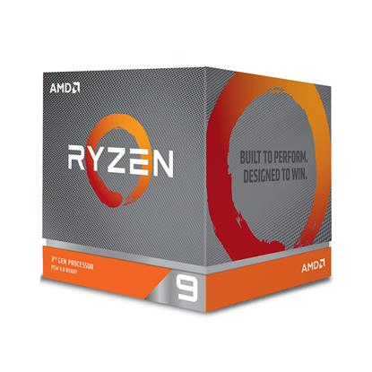 Επεξεργαστής AMD Ryzen 9 3900X Box AM4 (3,800GHz) with Wraith Spire cooler with RGB LED (100-100000023BOX)