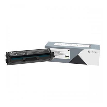 LEXMARK C/MC 3326 TONER BLACK HC 3K (C332HK0) (LEXC332HK0)