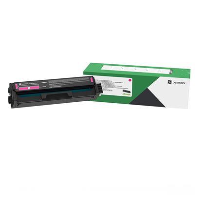 LEXMARK C/MC 3326 TONER MAGENTA HC 2.5K (C332HM0) (LEXC332HM0)
