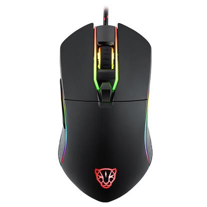 Motospeed V30 Wired gaming mouse black color  (MT-00103) (MT00103)