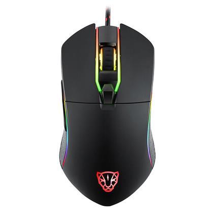Motospeed V30 Wired gaming mouse black color  (MT-00103) (MT00103)