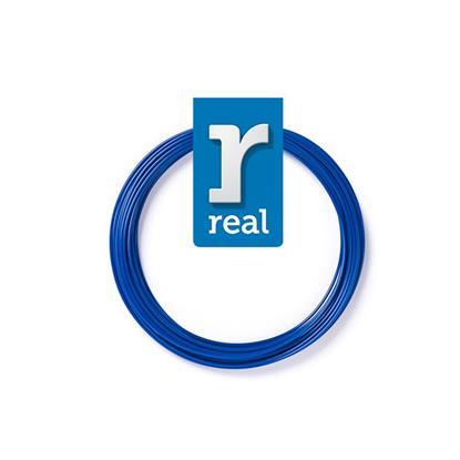 REAL PLA 3D pen filament Blue ( 10 m / 1.75 mm ) (3DPFPLABLUE10MM175) (REF3DPFPLABLUE10MM175)