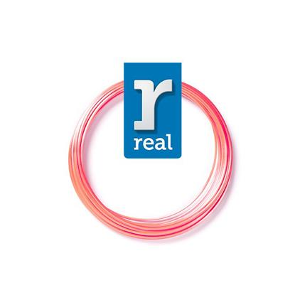 REAL PLA 3D pen filament Pink ( 10 m / 1.75 mm ) (3DPFPLAPINK10MM175) (REF3DPFPLAPINK10MM175)