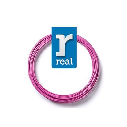 REAL PLA 3D pen filament Purple ( 10 m / 1.75 mm ) (3DPFPLAPURPLE10MM175) (REF3DPFPLAPURPLE10MM175)