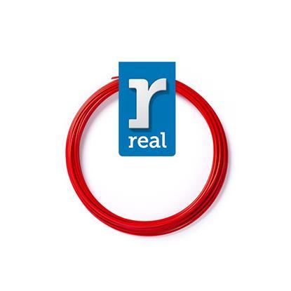 REAL PLA 3D pen filament Red ( 10 m / 1.75 mm ) (3DPFPLARED10MM175) (REF3DPFPLARED10MM175)