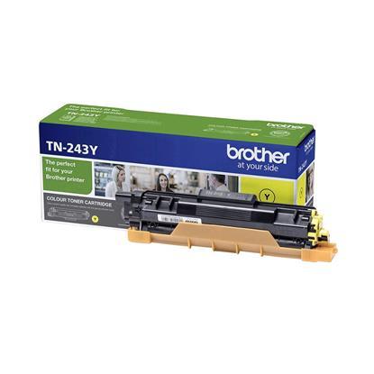 Toner Brother TN-243Y Cyan (TN-243Y) (BRO-TN-243Y)