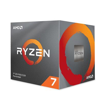 Επεξεργαστής AMD Ryzen 7 3800X Box AM4 (3,900GHz) with Wraith Spire cooler with RGB LED (100-100000025BOX) (AMDRYZ7-3800X)