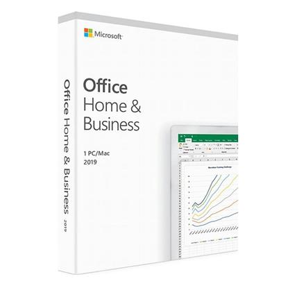 Microsoft Office Home and Business 2019 English Medialess (T5D-03216) (MICT5D-03216)