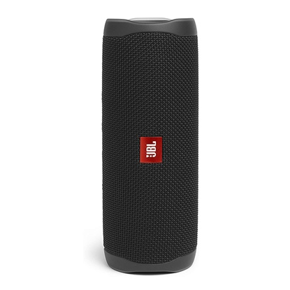 JBL Flip5 Portable Bluetooth Speaker Black (JBLFLIP5BLK)