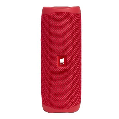 JBL Flip5 Portable Bluetooth Speaker Red (JBLFLIP5RED)