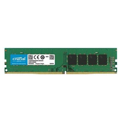 Crucial Μνημη RAM 4GB DDR4-2666Mhz UDIMM (CT4G4DFS8266) (CRUCT4G4DFS8266)