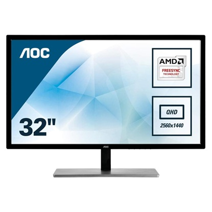 AOC Q3279VWFD8 Led IPS QHD Monitor 32'' (Q3279VWFD8) (AOCQ3279VWFD8)