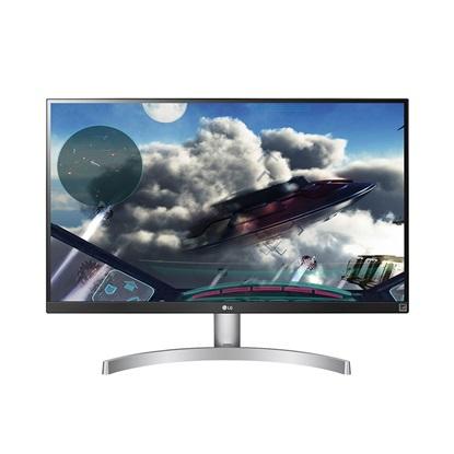 LG 27UL600-W Led IPS 4K UHD Monitor 27'' (27UL600-W) (LG27UL600W)
