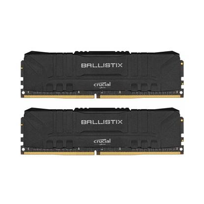Crucial Μνήμη RAM Ballistix DDR4 3200MHz 16GB (BL2K8G32C16U4B) (CRUBL2K8G32C16U4B)