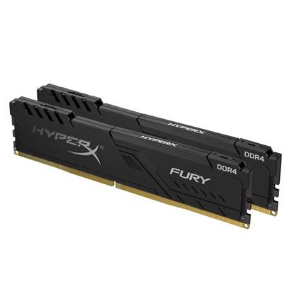 Kingston Μνήμη D4 3000 16GB CL15 HyperX Fury K2 (HX430C15FB3K2/16) (KINHX430C15FB3K2/16)