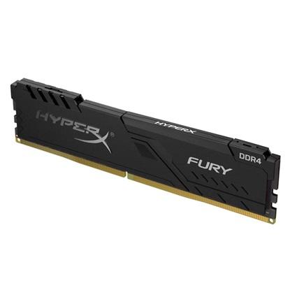 Kingston Μνήμη D4 2666 4GB CL16 HyperX Fury (HX426C16FB3/4) (KINHX426C16FB3/4)