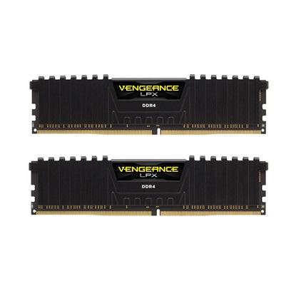 Corsair Μνήμη RAM Vengeance LPX DDR4 3200MHz 32GB (CMK32GX4M2B3200C16) (CORCMK32GX4M2B3200C16)