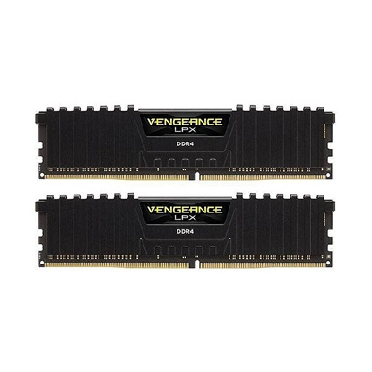 Corsair Μνήμη RAM Vengeance LPX DDR4 3200MHz 16GB (CMK16GX4M2B3200C16) (CORCMK16GX4M2B3200C16)