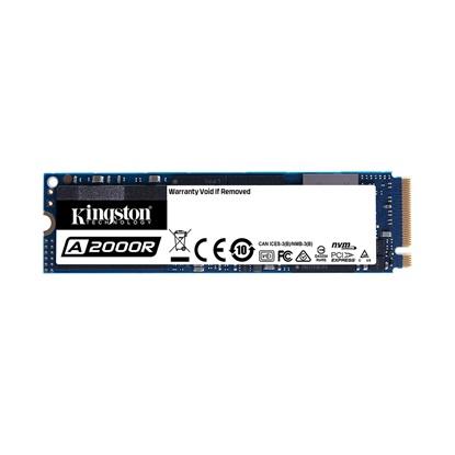 Kingston Δίσκος SSD A2000 M.2 1TB (SA2000M8/1000G) (KINSA2000M8/1000G)