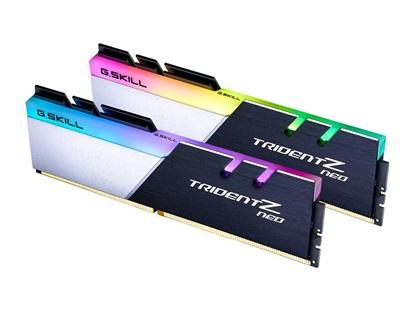 G.Skill Μνήμη RAM Trident Z DDR4 3600MHz 16GB (F4-3600C16D-16GTZNC) (GSKF43600C16D16GTZNC)