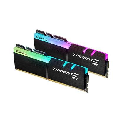 G.Skill Μνήμη RAM Trident Z DDR4 3200MHz 16GB (F4-3200C16D-16GTZR) (GSKF43200C16D16GTZR)