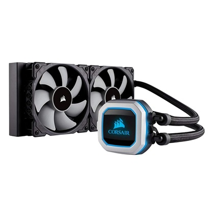 Corsair Hydro Series H100i Pro RGB 240mm (CW-9060033-WW) (CORCW-9060033-WW)
