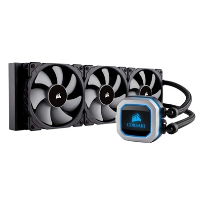 Corsair Hydro Series H150i Pro RGB 360mm (CW-9060031-WW) (CORCW-9060031-WW)