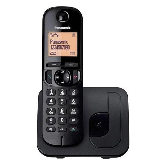 Ασύρματο Τηλέφωνο Panasonic KX-TGC210 Black (KX-TGC210) (PANKXTGC210)