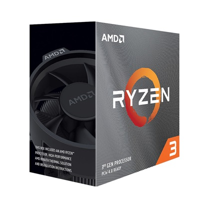 Επεξεργαστής AMD RYZEN 3 3300X Box AM4 (100-100000159BOX) (AMDRYZ3-3300X)