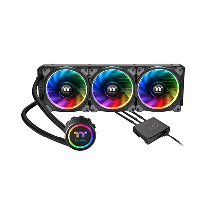 Thermaltake Cooler Floe Riing RGB 360 TT Premium Edition - Water Cooling (CL-W158-PL12SW-A) (THECLW158PL12SWA)