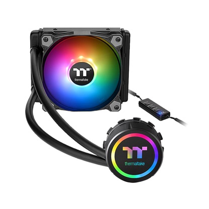 Thermaltake Cooler Water 3.0 120 ARGB Sync Water Cooling (CL-W232-PL12SW-A) (THECLW232PL12SWA)