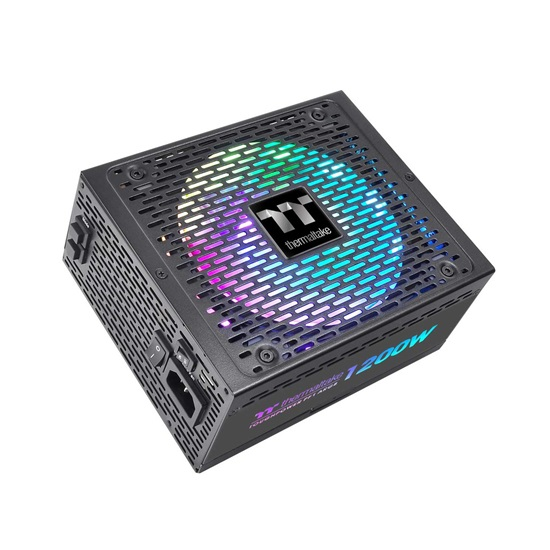 Thermaltake PC- Power Supply TOUGHPOWER PF1 1200W ARGB (PS-TPD-1200F3FAPE-1) (THEPSTPD1200F3FAPE1)