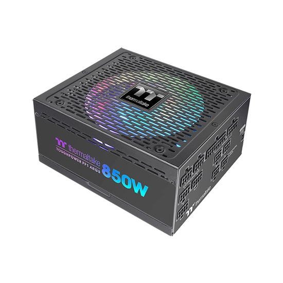 Thermaltake PC- Power Supply TOUGHPOWER PF1 850W ARGB (PS-TPD-850F3FAPE-1) (THEPSTPD850F3FAPE1)