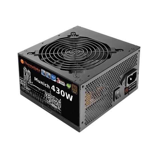 Thermaltake PC- Power Supply Munchen 430W (W0391RE) (THEW0391RE)