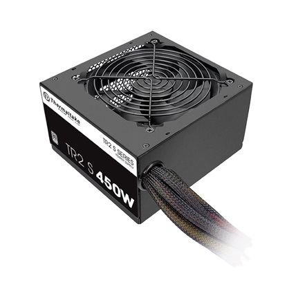 Thermaltake PC- Power Supply TR2 S 450W (PS-TRS-0450NPCWEU-2) (THEPSTRS0450NPCWEU2)