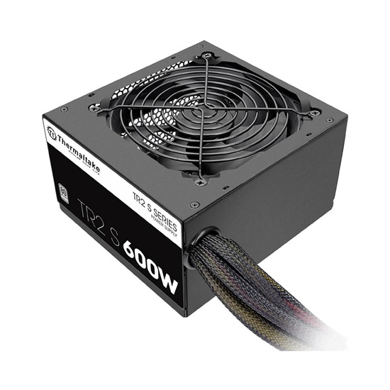 Thermaltake PC- Power Supply TR2 S 600W (PS-TRS-0600NPCWEU-2) (THEPSTRS0600NPCWEU2)