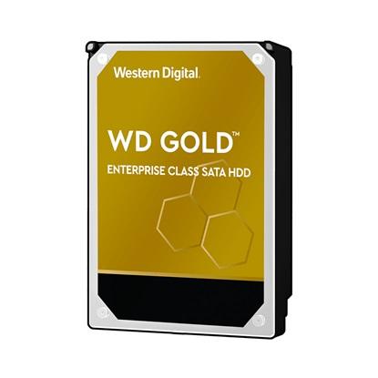 Western Digital Εσωτερικός Σκληρός Δίσκος 6TB (Gold, 3.5'') (WD6003FRYZ)