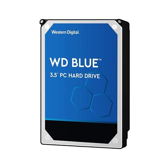 Western Digital Εσωτερικός Σκληρός Δίσκος 6TB (Blue, 3.5'') (WD60EZAZ)