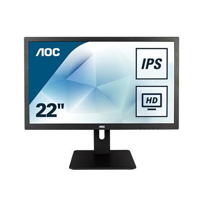 AOC I2275PWQU Led IPS Monitor 22'' with speakers (I2275PWQU) (AOCI2275PWQU)