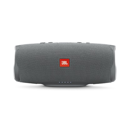 JBL Charge4 Portable Bluetooth Speaker Grey (JBLCHARGE4GRY)