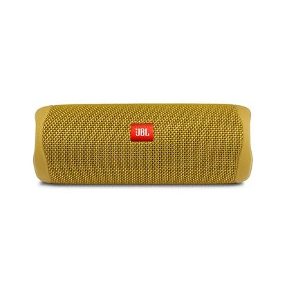 JBL Flip5 Portable Bluetooth Speaker Yellow (JBLFLIP5YEL)