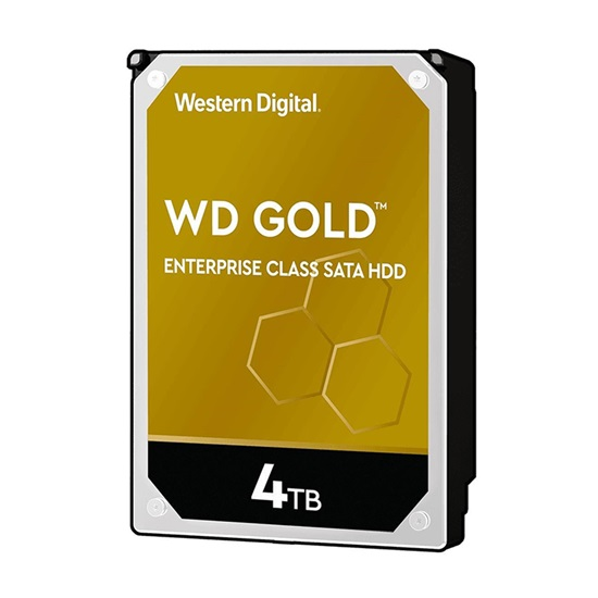 Western Digital Εσωτερικός Σκληρός Δίσκος 4TB Gold (WD4003FRYZ)